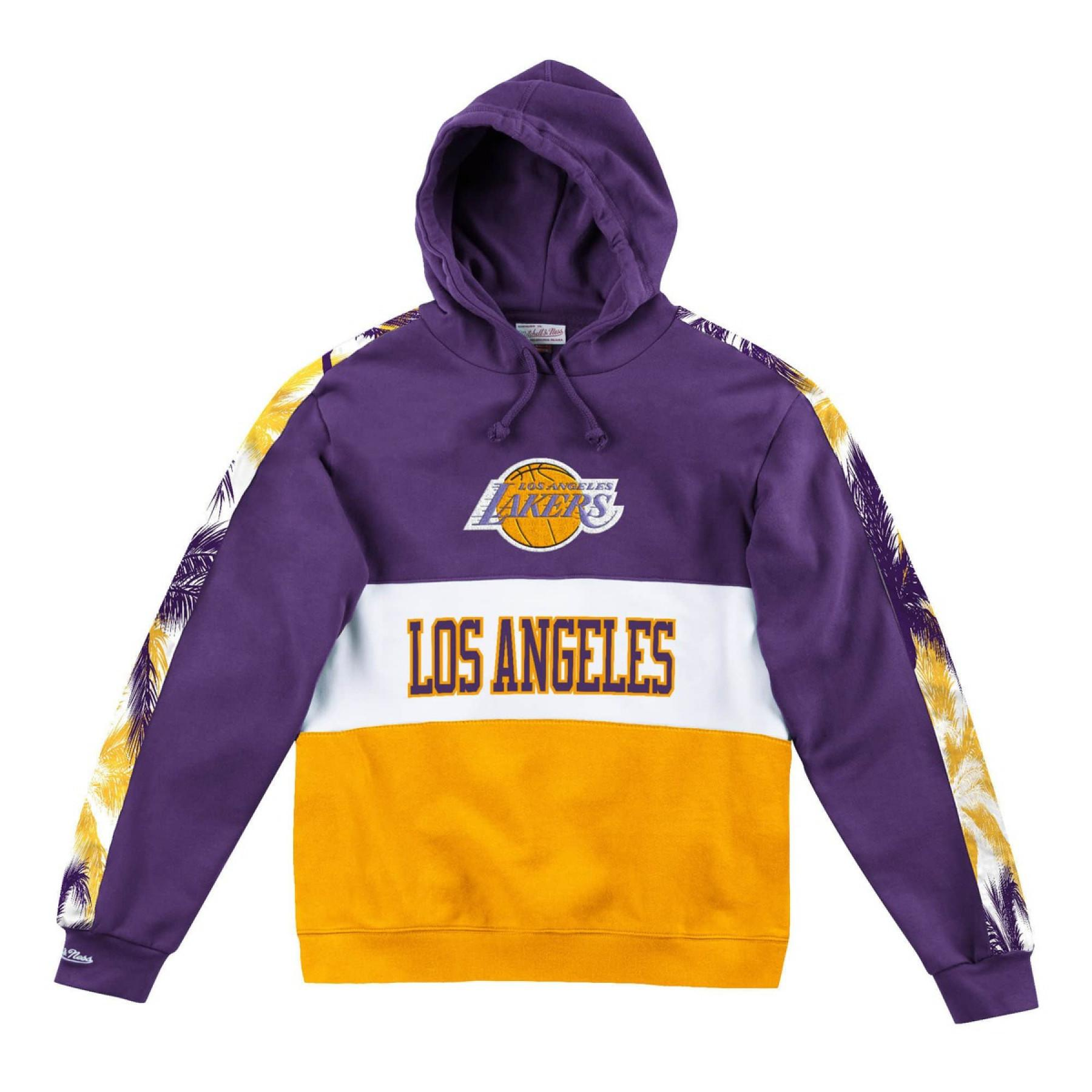 Kapuzenpulli Los Angeles Lakers leading scorer