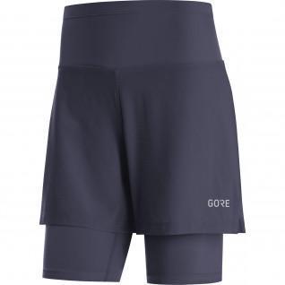 Damen-Shorts Gore R5 2in1