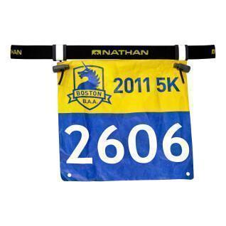 Nummerngurt Nathan Race Number 2.0