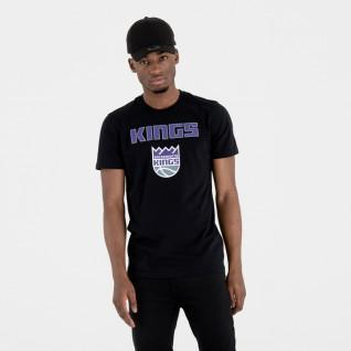 Logo-T-Shirt Sacramento Kings