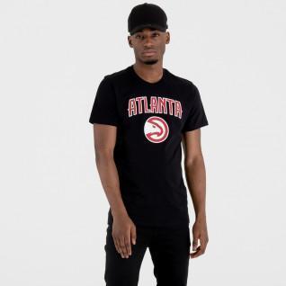 New EraT - s h i r t   logo Atlanta Hawks