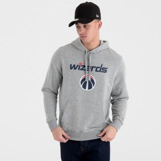 Sweat   capuche New Era  avec logo de l'équipe Washington Wizards