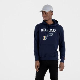 Kapuzenpulli New Era avec logo de l'équipe Uath Jazz