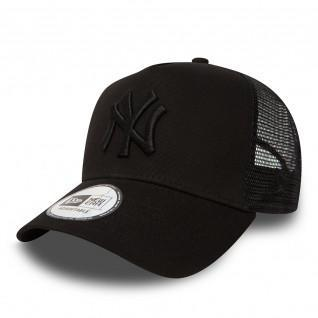 Casquette New Era  clean trucker New York Yankees