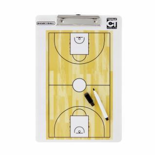 Basketball Tremblay Trainingsplatte recto/verso
