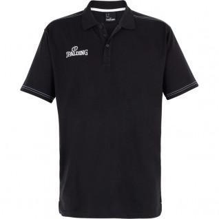 Schmales Poloshirt Spalding