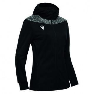 Damen-Trainingsanzug Macron aurora full zip top
