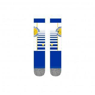 Goldene Staaten Socken Warriors