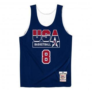 Authentische Mannschaftstrikots USA reversible practice Scottie Pippen
