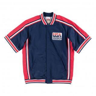 Teamjacke USA authentic Scottie Pippen