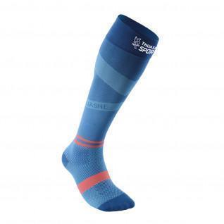 Socken für Frauen Thuasne hautes Up Activ