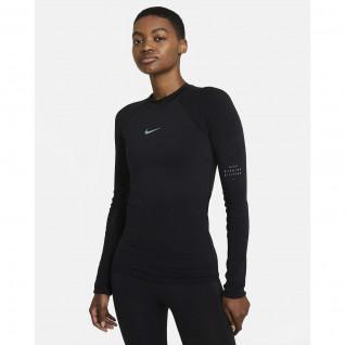 Frauen-T-Shirt Nike Run Division