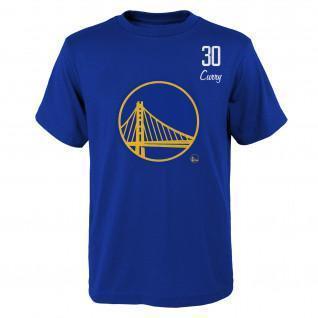 Kindertrikot Outerstuff NBA Golden State Warriors Stephen Curry