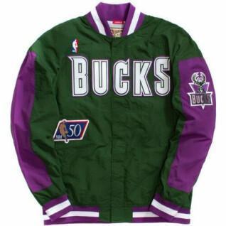 Jacke Milwaukee Bucks nba authentic 1996/97