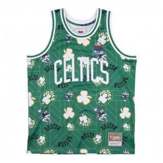 Jersey Boston Celtics tear up pack