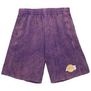 Kurz Mitchell & Ness NBA Los Angeles Lakers 2021/22