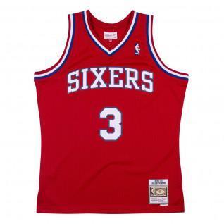 Jersey Philadelphia 76ers Allen Iverson