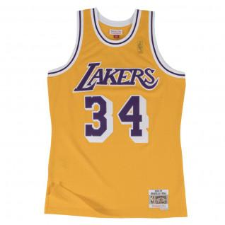 Jersey Los Angeles Lakers 1996-97 Shaquille O'Neal