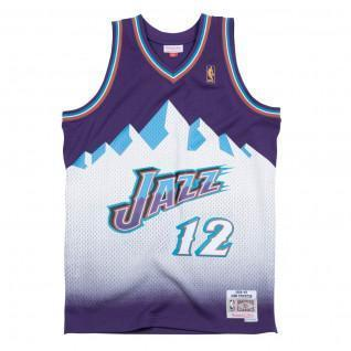 Jersey Utah Jazz John Stockton