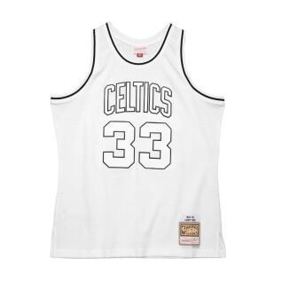Larry Vogel Trikot Boston Celtics 1985-86