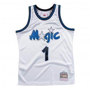 Jersey Orlando Magic platinum Anfernee Hardaway