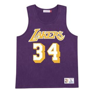 Jersey Los Angeles Lakers Shaquille O'Neal