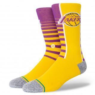 Socken Los Angeles Lakers Gradient