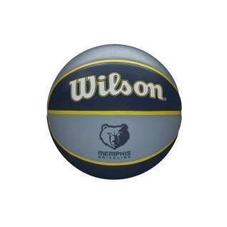 Ballon NBA Tribut e Memphis Grizzlies